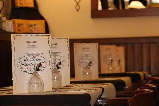 Провинция Леон, Испания: Cafe Pasaje Leon