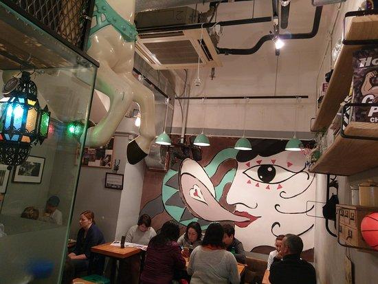Photo of Restaurant N1 Coffee & Co at 尖沙咀麽地道34號地下g舖, Hong Kong, Hong Kong