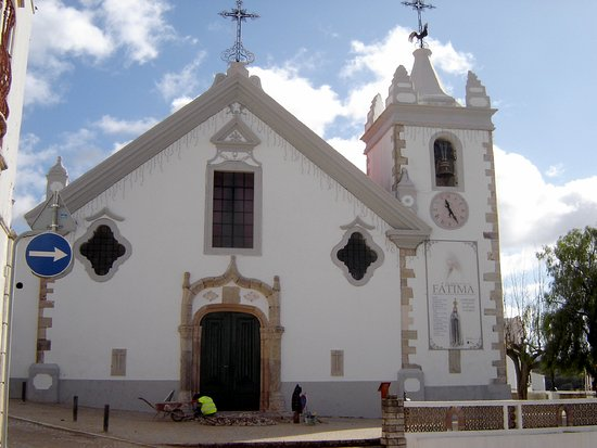 church in alte portugal robert bovington picture of. Black Bedroom Furniture Sets. Home Design Ideas