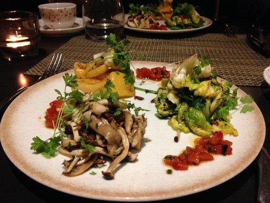 Treadwell: Vegan Grain-Free platter