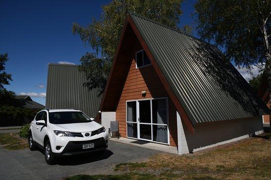 Twizel, نيوزيلندا: 外観
