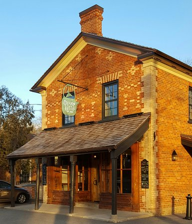 A great spot with plenty of character that's worth venturing off the beaten path for...