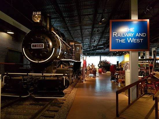 Western Development Museum: A great place to visit