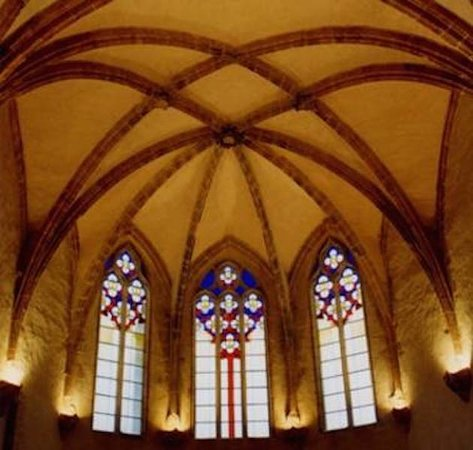 Trie-sur-Baise, France: Ancienne Église des Carmes; Monastère des Carmes, Trie-sur-Baïse (65220), France.