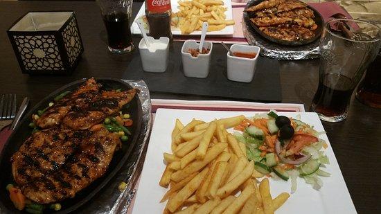 Naaldwijk, Hollanda: Arabesk Restaurant & Grillroom