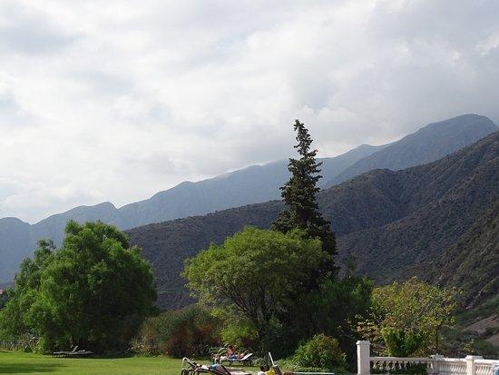 Hotel & Spa Termas Cacheuta Resmi