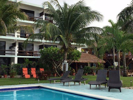 Blue Angel Resort Picture
