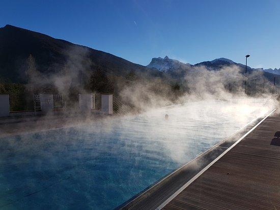 Mountain Spa Resort Hotel Albion: Pool
