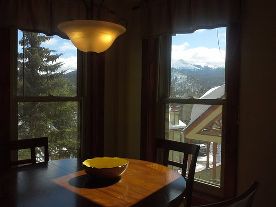Wedgewood Lodge: View from 211