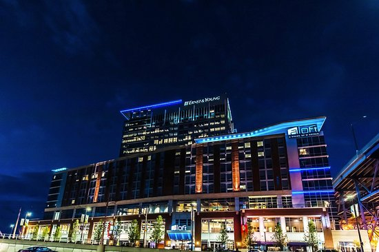 Aloft Hotel Cleveland Reviews