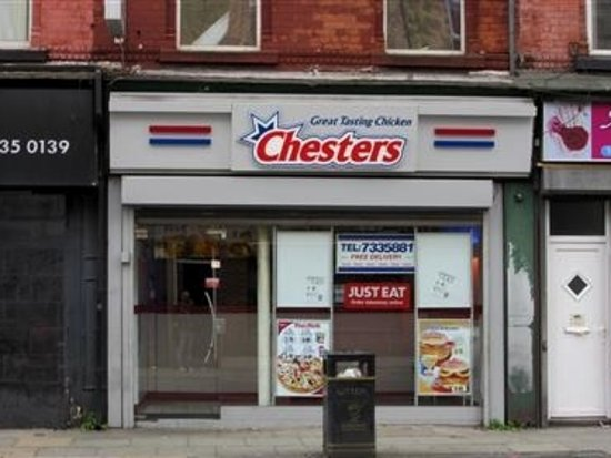 Chesters Great Tasting Chicken Liverpool 138 Smithdown Rd