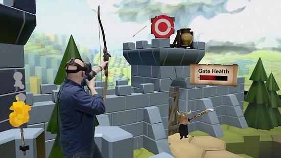 Vsvet virtuálna realita v Martine