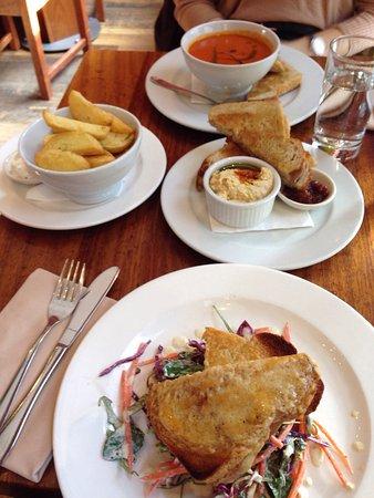 Photo of English Restaurant David Bann at 56 - 58 St Mary's Street, Edinburgh EH1 1SX, United Kingdom