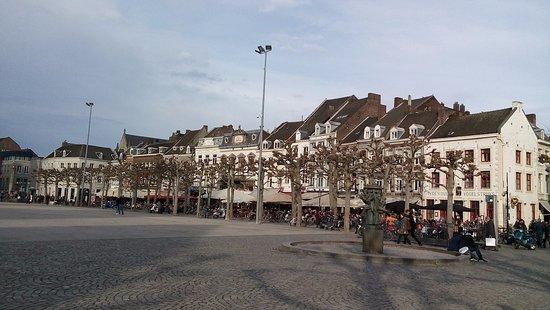 Image result for pictures vrijthof maastricht