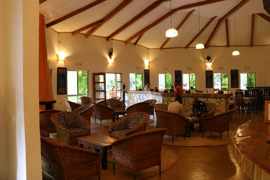Country Lodge : The Restaurant