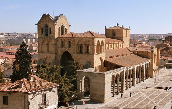Basilica De San Vicente Avila 2021 All You Need To Know Before You Go Tours Tickets With Photos Tripadvisor
