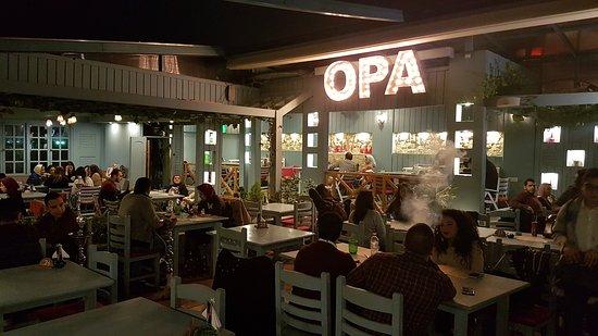 opa cafe casino el shatby