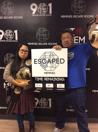 Memphis Escape Room Reviews
