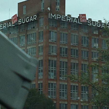 Sugar Land, TX: Beautiful architecture, but unable to schedule a tour. There was news of a farmer's market on We