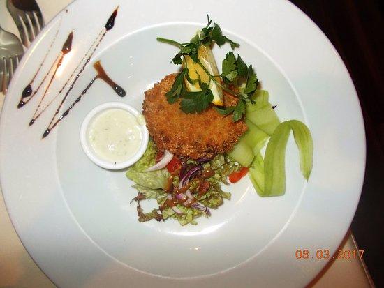 Sapori : Haddock fishcake