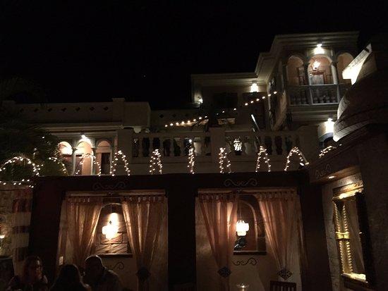 Casa Teresa Ristorante Italiano : outdoor dining