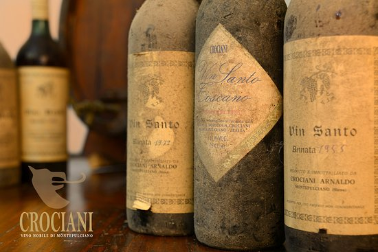 Cantina Crociani : Old vintages