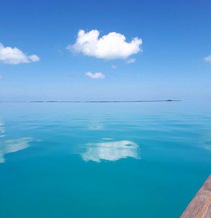 Posada Lagunita: Verso la barriera corallina