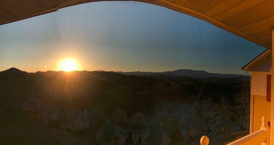 Sunrise Ridge Resort: Sunrise at Sunrise Ridge