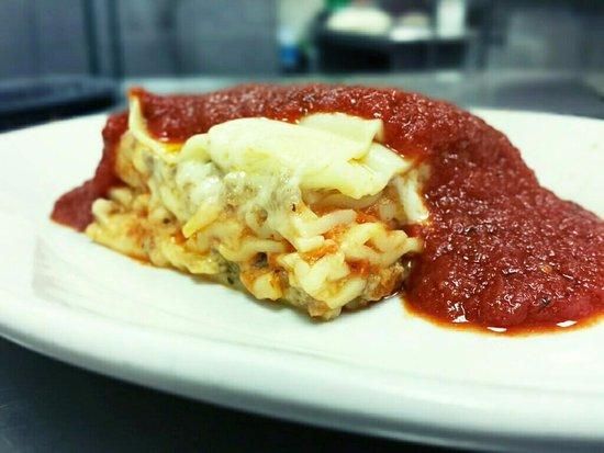 Pana, إلينوي: Classic Lasagna