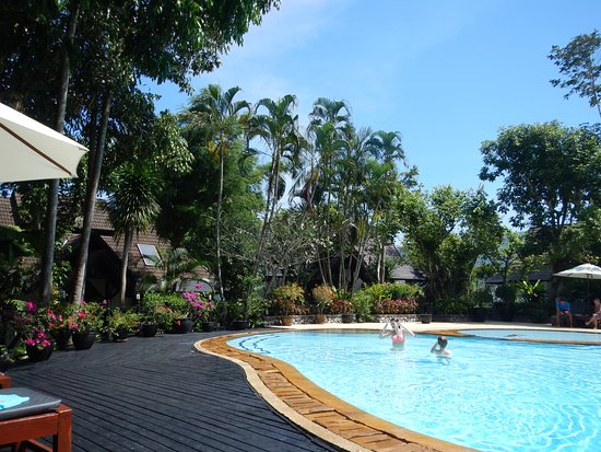Kamala Beach Estate: la piscine