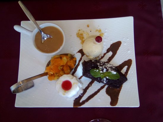 Le P'tit Resto: quel régal la déclinaison de dessert