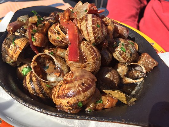 Mieres, Испания: Restaurant Can Met