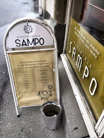 Muikkuravintola Sampo, Kuopio, Finland