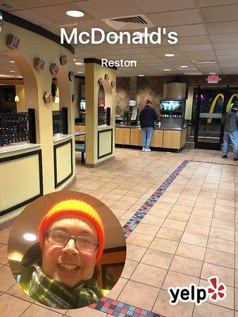 Reston, Βιρτζίνια: McDonald's