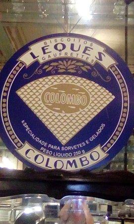Confeitaria Colombo: colombo