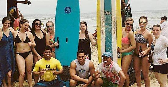 Moke Huhu Nicaragua Surf School & Adventures