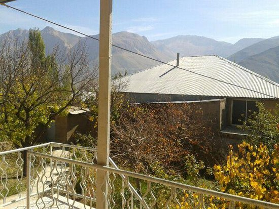 Mazandaran Province, Iran: Rineh Traditional house