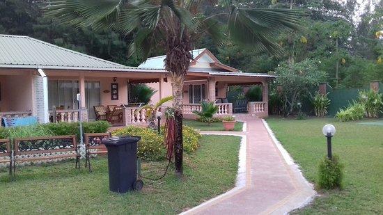 Villa Gaiarda: villette con angolo cottura