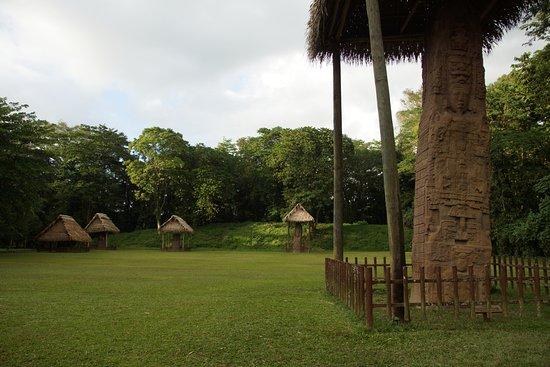 Quirigua, Guatemala: les stèles