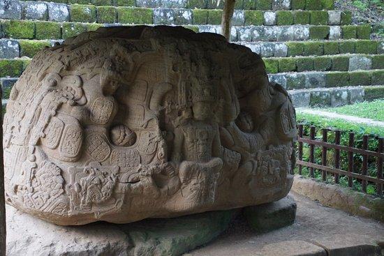 Quirigua, Guatemala : sculpture