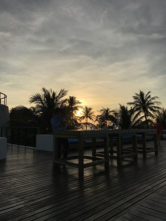 The Sunset Deck Photo