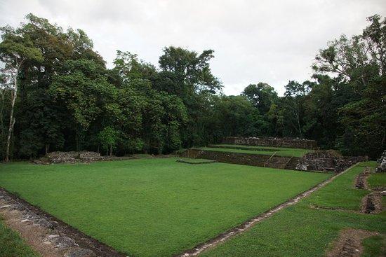 Quirigua, Guatemala : le site
