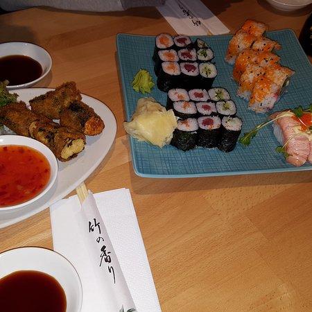 Best Friends Sushi