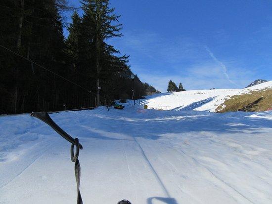 Kossen, Austria: Sehr schöne snowtubing Anlage