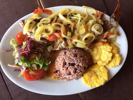 Cool & Calm Cafe: Red Snapper (Pargo)