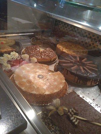 Charlotte: Surtido de tartas, tarta de oreo 😁