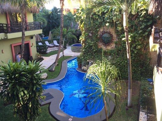 Hotel Aventura Mexicana: Kids pool