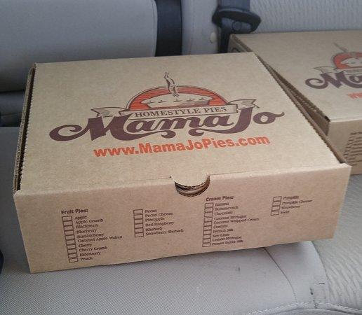 Medina, OH: Mama Jo Homestyle Pies