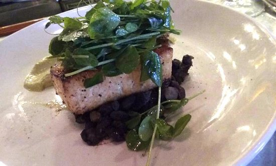 Chester, CT: Grilled Swordfish Perfection.