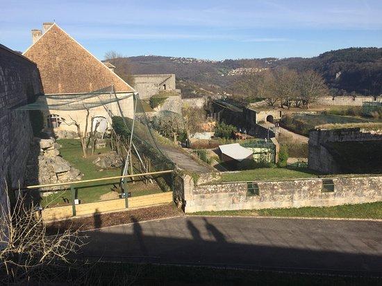 La Citadelle de Besançon : Citadelle de Besançon. Foto: NiKi Verdot